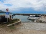 Haventje bij Afrato, Kefalonië, Griekenland