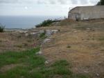 Resten van een Myceense nederzetting, Griekenland