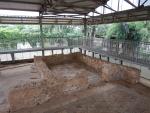 Romeinse villa in Skala, Kefalonië, Griekenland