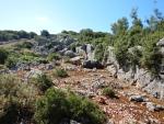 Ruïnes van oud Krani, Griekenland