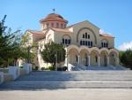 Heilig klooster van Agios Gerasimos van Kefalonië, Griekenland