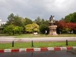 Monument van Pitu Guli, Skopje, Macedonie