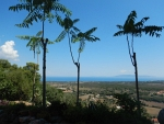 Uitzicht vanuit Mazkarata, Kefalonië, Griekenland