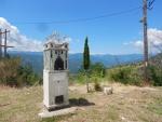 Kapelletje (ikonostasie) bij Trygona, Griekenland