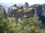 Heilige Drieëenheid klooster, Griekenland
