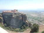 Het Agios Stefanos klooster, Griekenland