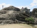 Klooster in de Meteora, Griekenland