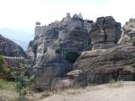 Het Grote Meteora klooster, Griekenland