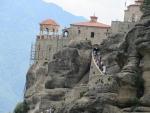 Het Metamorfosis klooster, Griekenland