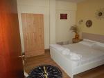 Onze slaapkamer in Dionisos Palms, Griekenland