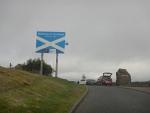 We komen Schotland binnen, Schotland