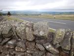 Uitzicht over de Borders, Schotland