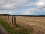 Landschap in de buurt van Elgin, Schotland
