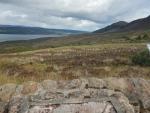Uitzicht op de Dornoch Firth, Schotland