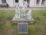 De Cashmere geiten van Johnstons, Schotland