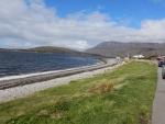 De kust bij Ardmair ten noorden van Ullapool, Schotland