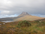 Landschap bij Loch Lurgainn, Schotland