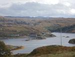 Loch Duart in de Hooglanden, Schotland