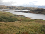 Landschap bij Badcall, Schotland