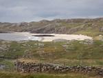 Oldshoremore strand, Schotland