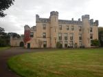 The house of the Binns, Schotland