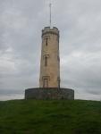 Toren bij the house of the Binns, Schotland