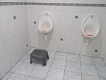 Urinoir voor kleintjes, Schotland
