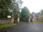 Boquhan House, Schotland