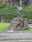 Standbeeld van Rob Roy in Stirling, Schotland