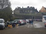 Het kasteel van Stirling, Schotland