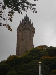 Wallace monument bij Stirling