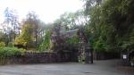 Gatelodge bij kasteel Dollarbeg, Schotland