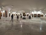 Tentoonstelling in de crypte van de Aleksandar Nevski kathedraal, Bulgarije