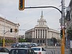 Het parlementsgebouw in Sofia, Bulgarije