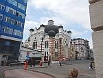De grootste synagoge in zuidoost Europa staat in Sofia, Bulgarije