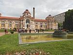 Het regionaal geschiedenis museum in Sofia, Bulgarije