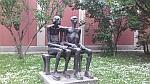 Beeldengroep voor de Sofia City Art Gallery, Bulgarije