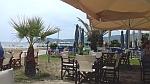 Tijd voor een terrasje in Sarti, Sithonia, Griekenland