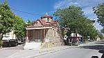Heiligdom van St. Nectarios in Larissa, Griekenland