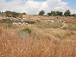 Hier lag in de klassieke tijd de oude stad Salamina, Griekenland