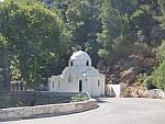 Klooster van de levengevende bron in het zuiden van Poros, Griekenland