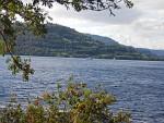 Loch Ness en kasteel Urquhart, Schotland