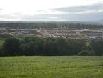 Nieuwbouwwijk bij Gorebridge, Schotland