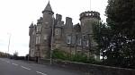 De rechtbank in Selkirk, Schotland