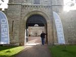 Teije voor Jedburgh Castle Jail, Schotland