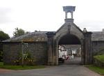 Toegangspoort van een boederij, Bowhill, Schotland
