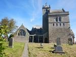 De Chirnside parochiekerk, Schotland