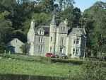 Landhuis in de buurt van Leitholm, Schotland