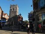 Sint Joristoren, Canterbury, Schotland