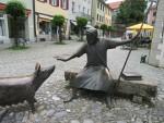 Varkenshoeder, Wangen, Duitsland